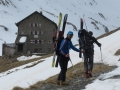 Notre premier refuge : Martin-Busch-Hütte