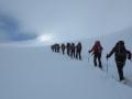 Mardi en route pour le Hauslabjoch (3279m)