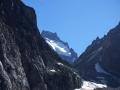 14837 - Arête de Coste-Rouge - Face nord de l'Ailefroide - Ecrins - Août 2001