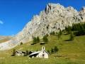 Chapelle et l'Aiguillette du Lauzet