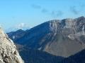 Le Mont-Blanc et la Dent de Crolles