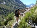 En route pour le vallon du Soreiller