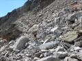 Et le champ de mines....
