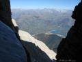 """Le lac du """"Sautet"""" et le massif des """"Ecrins"""""""