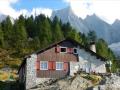 Le  refuge suisse Sasc Fiora
