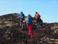 Randonnée dans le parc national de Snaefellsjökull et tour du cratère de Raudholl