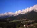 12298 - La Rampe aux Rochers du Pleynet - Vercors - Septembre 1998