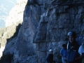14720 - La voie des Elfes à la Tête d'Aval - Ecrins - Juin 2001