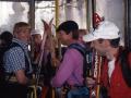 12718 - L'Aiguille d'Argentières et Col du Tour Noir - Mars 1999