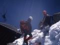 12100 - L'Arête Kuffner au Mont Maudit - Juillet 1998