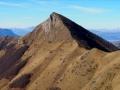 Roche Courbe et Col d'Aspres