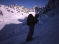 05748 - Les 3 cols à Chamonix - Avril 1991