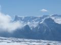 Le plateau de Bure, du Pilier nord-est à la montagne d'Aurouze