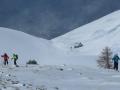Le Clos de l'Alpe et le village de Valbonnais