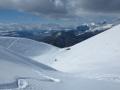 Descente sur le Clos de l'Alpe