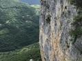 Vue sur le haut du Nid d'Aigle