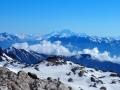 Le Mont-Blanc au centre