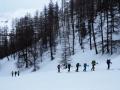 Jeudi montée au sommet du Pic Cascavelier (2576m)