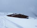 Le refuge Agnel (2580m)