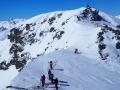 Au Col d'Asti (3145m)
