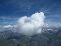 Un cumulus bien joufflu