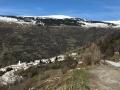 Le village de Capileira (1432m)