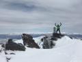 Au sommet du Mulhacen (3479m)