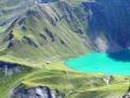 Lac de la Muzelle et son refuge