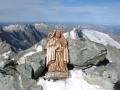 La Vierge au sommet