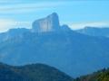 Le Mont inaccessible tout proche