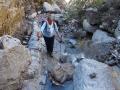La remontée du Ruisseau de Chazal