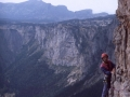 05513 - Voiedes Diables au Mt Aiguille avec Daniel