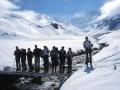 15406 - Le Pic de Berlanche Sud - Vallon du Haut Veyton - Belledonne - Avril 2002