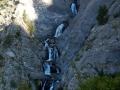 Le torrent du Rif au dessus du Pont de l'Alpe