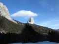 Le non moins célèbre  Mont-Aiguille