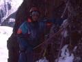 Avec Clément notre futur guide en 1992. Il a 10 ans