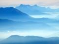 Le Grand-Serre et le massif du Dévoluy