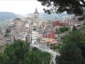 Le lendemain on part pour l'Etna. Le village Novara di Sicilia
