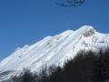 La montagne de Faraut : la Tête de Claudel