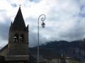 L'église du village de la Garde