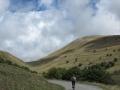 Montée au Col de Cluy