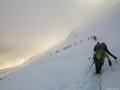 Oh solitude de la haute montagne !