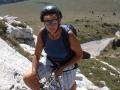 14039 - Face ouest Dent de Crolles Chartreuse - Septembre 2000