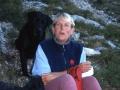 14946 - Face ouest du Gerbier - Voie de la Tour - Vercors - Septembre 2001