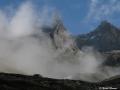 La Dibona sort de la brume