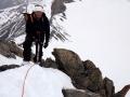 Une alpiniste accomplie !