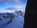 13442 - Gabarrou-Albinoni - Mont-Blanc du Tacul - Janvier 2000