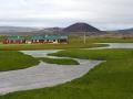 Route pour aller dans la péninsule de Snaesfellsnes