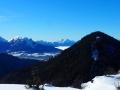 L'étonnante montagne de Roussillon toute boisée