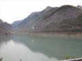 Départ depuis le barrage du Chambon
